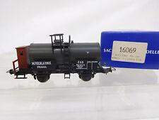 eso-7796Sachsenmodelle 16069 H0 Kesselwagen CSD 557012 Fischla K-NEM