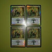 FOIL Coursers' Accord x4 Return to Ravnica 4x Playset MTG Magic the Gathering
