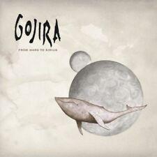 Gojira - de Mars pour Sirius Nouveau CD