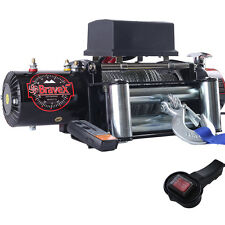 9500lbs 4310kgs Winch Tow Offroad JEEP Truck Durable Wireless Remote Control 12V
