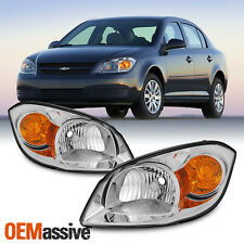 Fit 2005 2010 Chevy Cobalt 07 10 G5 05 06 Pursuit Headlights Replacement