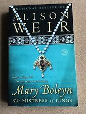 Alison Weir Mary Boleyn Paperback Mint!