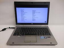 "HP EliteBook 2560p 12.5"", i5-2nd Gen, 4GB, 128GB SSD, Win 10 Pro"