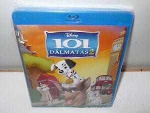 101 dalmatas 2 - blu-ray - disney