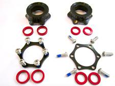 Mt Zoom Boost Thru Axle Hub Adaptors 15mm Front 12mm Rear Standard or Centrelock