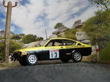 Opel Kadett C GT/E  1/43