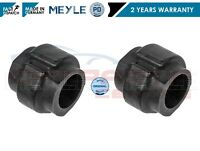 FOR AUDI A4 A6 PORSCHE MACAN SEAT EXEO x2 FRONT ANTIROLL BAR BUSH PAIR 29mm