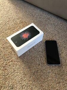 Apple iPhone SE - 16GB ****spares or repair***Space Grey (Unlocked)
