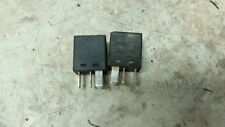 08 Moto Guzzi 1200 Norge electrical relays relay set