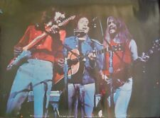 CONCERT FOR BANGLADESH Japanese A1 movie poster GEORGE HARRISON DYLAN 1972