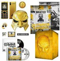 18 Karat - Je M'Appelle Kriminell Fan Box incl. Maske Handy etc. 3 CD  NEU & OVP