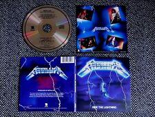 METALLICA - ride the lightning - CD digipack