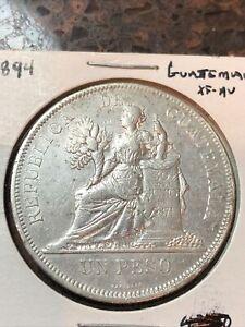 SASA 1894 Guatemala Peso
