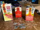 COX 400 All Purpose Model Engine Gas Powered Starting Kit Car Planes! USED