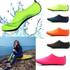 Men Women Diving Surf Socks Wetsuit Water Aqua Shoes Non Slip Swim Beach QI