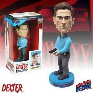 Dexter Detective Joey Quinn Bobble Head