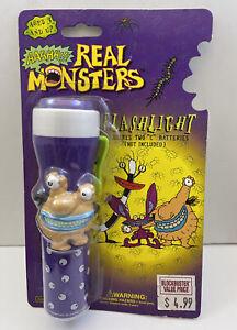 Aaahh!!! Real Monsters Krumm Flashlight Vintage 1995 NEW RARE
