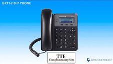 Grandstream GXP1610 1-SIP ACCT HD Small-Medium Biz SIP Phone