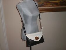 Emma Fox Purse Black and White Classics Crossbody bag