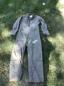 Mint! - USAF Vietnam War, 1967, Flight Suit, Flying Coveralls, Poplin, OG-107.