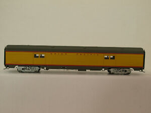 Walthers H0 932-6414 73' Budd Baggage Car Union Pacific in OVP