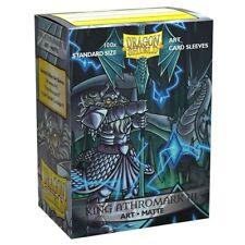 Dragon Shield Art Sleeves - Standard Size Matte 100 - King Athromark III