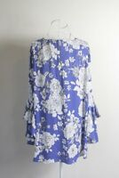Gorgeous Ladies Size 16 'Witchery' Blue Floral Top. Great Condition! Bargain!