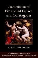 Transmission of Financial Crises and Contagion:: A Latent Factor Approach CERF