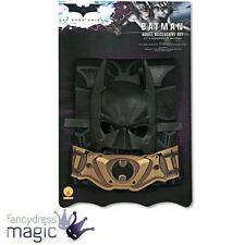 * Adulto héroe oficial Dc Comic Batman Caballero De La Noche Blister Conjunto Vestido de fantasía Traje *