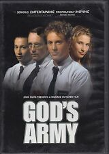 God's Army (DVD, 2000) Richard Dutcher very RARE LDS Mormon cinema movie DVD