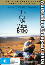 The Year My Voice Broke DVD NEW, FREE POSTAGE WITHIN AUSTRALIA REGION 4