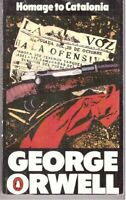 Homage to Catalonia,George Orwell- 9780140016994