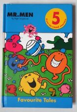 MR MEN FAVOURITE TALES BY ROGER HARGREAVES 5 STORIES HB BOOK 2008