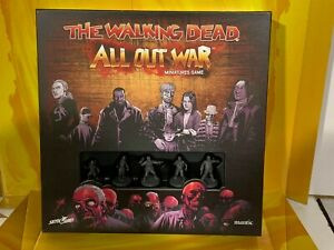 The Walking Dead - All Out War Miniatures Game