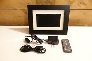 Pandigital Panimage 7 in. LED Screen Digital Photo Frame 512MB Memory Capacity