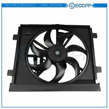 New Cooling Fan Assembly for Nissan Sentra 2013-2018 NI3115146 214819AM0A
