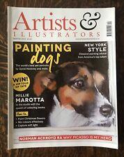 Artists & Illustrators Magazine, Issue 359, December 2015 - Millie Marotta...