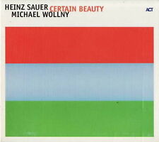 CD Album heinz Sauer michael Wollny certain Beauty (where is the line) 2002