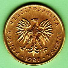 Poland OB 047 - 5 złotych 1986 (1)