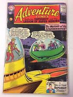 Adventure Comics #318 Comic Book DC 1964 Superboy and the Legion of Super-Heroes
