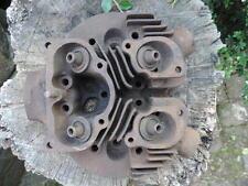 BSA a7 500 TWIN Cast Iron Cylinder Head Joint de culasse en fonte ductile Sans Fissures