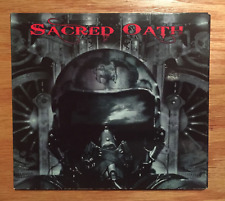 Sacred Oath - S/T (Angel Thorne 2009 Digipak) Iron Maiden - Classic Heavy Metal