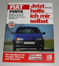 Reparaturanleitung Fiat Punto Typ 176 incl. GT + Cabrio, ab Baujahr 1993