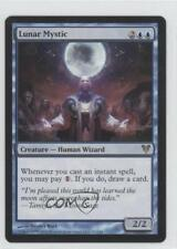 2012 Magic: The Gathering - Avacyn Restored #65 Lunar Mystic Magic Card 0d2