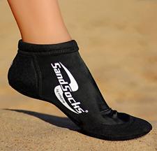 Sand Socks Vincere Sprite Low-Top - Black - Medium