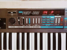 bellissimo korg poly 800 appena revisionato! vintage synth