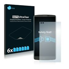 6x Savvies Screen Protector for LG V10 Ultra Clear