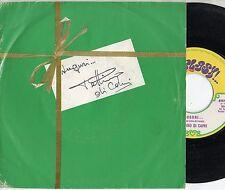 PEPPINO DI CAPRI disco 45 giri MADE in ITALY Auguri + Piccere 1977