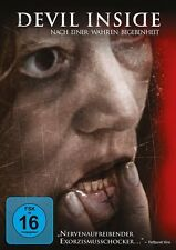 THE DEVIL INSIDE   DVD NEU  FERNANDA ANDRADE/EVAN HELMUTH/SIMON QUARTERMAN/+