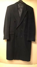 MASSIMO (Model: 541 DB) Men's VINTAGE Trench Coat - Size: 40R - Made in ITALY